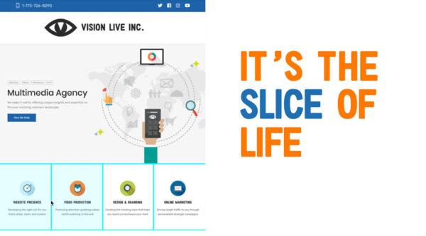 email marketing slicing